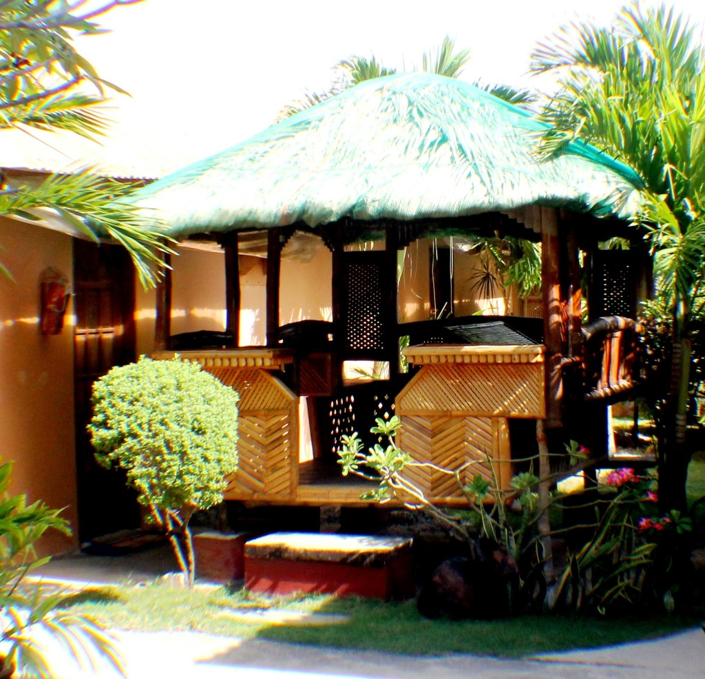 Cabana for Sunset Rooms Nos 25-27